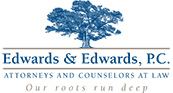 Edwards & Edwards, P.C. Attorneys & Counselors at Law